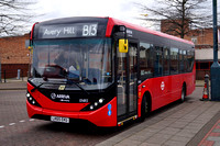 Route B13, Arriva London, ENR5, LK65EKU, Bexleyheath