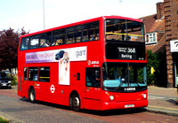 Route 368, Arriva London, VLA125, LJ05BJF, Becontree Avenue