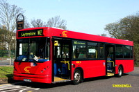Route W13, CT Plus, HDC6, X589ORV, Woodford Wells