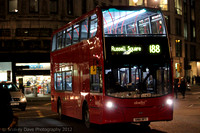 Route 188, Abellio London 2407, SN61DFY, Aldwych