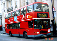 Route N84: Victoria - New Cross Gate [Withdrawn]