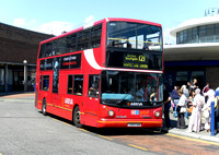 Route 121, Arriva London, DLA115, T315FGN, Southgate