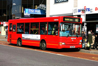 Route 162, Arriva Kent Thameside 1631, SN06BPZ, Bromley