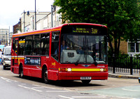 Route 339, First London, DM41698, X698HLF, Bow