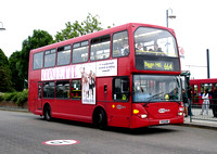 Route 664, Metrobus 447, YV03RBF, Addington Village