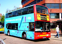 Route 61, First London, VN32105, LT02ZCU, Bromley