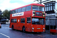 Route W21, London Transport, DMS1840, GHM840N, Chingford