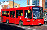 Route S4, Abellio London 8206, YY64GVW, Sutton