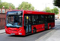 Route 371, London United RATP, DE119, YX60CCA, Richmond