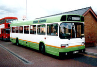 Route Not In Service, London & Country, LNB63, NOE563R, Kingston