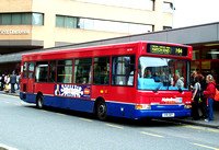 Route H14, Metroline, DLD118, V118GBY, Harrow