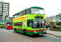 Route 57, London & Country 607, F607RPG, Kingston