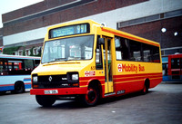 Route 991, London Buslines 651, K651DBL, Brent Cross