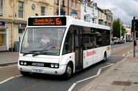 Route 15A, Beacon Bus, YJ56WBX, Bideford