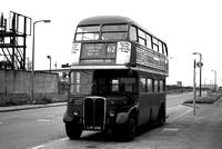 Route 62, London Transport, RT4181, LYF240, Creekmouth