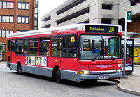 Route 290, London United RATP, DPS579, SN51TAU, Staines