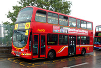 Route 79, First London, VNW32354, LK53LZT, Edgware