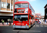 Route 77, London General, DM2598, THX598S, Tooting Broadway