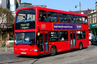 Route 57, London United RATP, VLE18, PG04WHX, Wimbledon