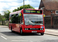 Route 463, Quality Line, OP25, YJ09MHM, Mitcham Eastfields