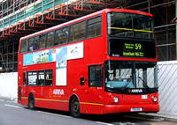 Route 59, Arriva London, DLA311, Y511UGC, King's Cross