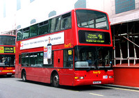 Route 91, First London, TN32975, X975HLT, Trafalgar Square