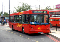 Route 153, CT Plus, HDC1, X584ORV, Finsbury Park