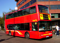 Route 61, First London, VN32101, LT02ZCK, Bromley