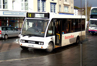 Route 14, Beacon Bus, MX54WMA, Bideford