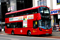 Route 119, Go Ahead London, WHV65, BF65WJN, Bromley South