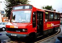 Route 871, London General, MA115, G115PGT, Crofton Park