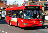 Route H20, Abellio London 8058, Y864KTF, Hounslow