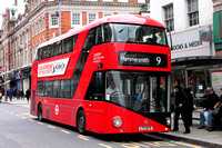 Route 9, London United RATP, LT79, LTZ1079, High Street Kensington