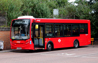 Route K1, Abellio London 8118, YX13EHE, Kingston