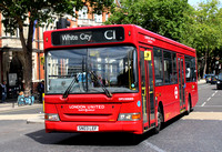 Route C1, London United, DPS30683, SN03LEF, Victoria