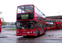 Route 262, Stagecoach London 17257, X257NNO, Beckton