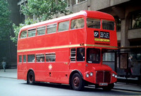 Route 15B, East London Buses, RMA8, NMY640E, Aldwych