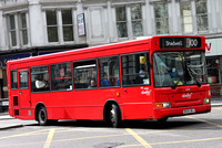 Route 100, Abellio London 8305, BX54DKJ, Ludgate Circus
