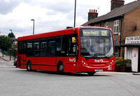 Route 228, First London, DML44053, YX58FPN, Old Oak Common