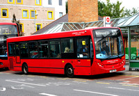 Route 371, London United RATP, DE116, YX60CBU, Kingston