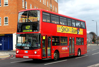 Route 627: Worcester Park - Wallington High School
