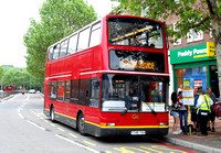 Epsom Shuttle, Go Ahead London, PVL245, Y745TGH, Morden