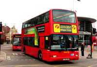 Route 357, First London, TNL33081, LN51GNU, Walthamstow