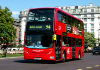 Route 94, London United RATP, ADH11, SN60BYG, Marble Arch