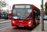 Route R70, Abellio London 8530, YX10FEG, Twickenham