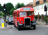 Route 211, London Transport, TD95, JXC288, Ruislip