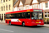 Route U3, First London, DMC41542, LK53FEG, Uxbridge