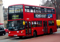 Route 243, Arriva London, DLA202, W402VGJ, Waterloo