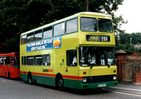 Route 289, London Links 630, G630BPH, Purley