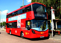 Route 119, Go Ahead London, WHV42, BP15OLN, Bromley